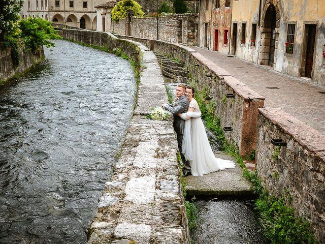 Il matrimonio di Matteo e Federica a Conegliano, Treviso 37