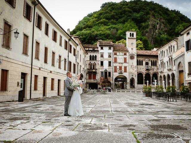 Il matrimonio di Matteo e Federica a Conegliano, Treviso 39