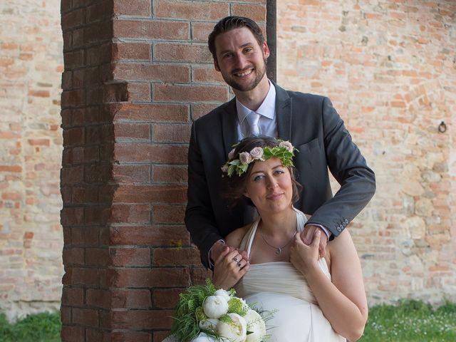 Il matrimonio di Federico e Alessia a Parma, Parma 20