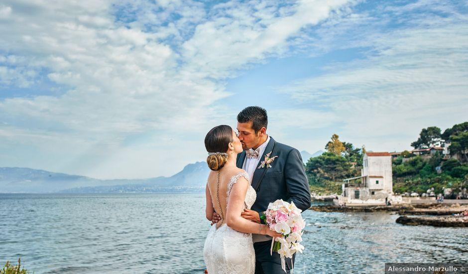 Il matrimonio di Claudio e Sonia a Palermo, Palermo