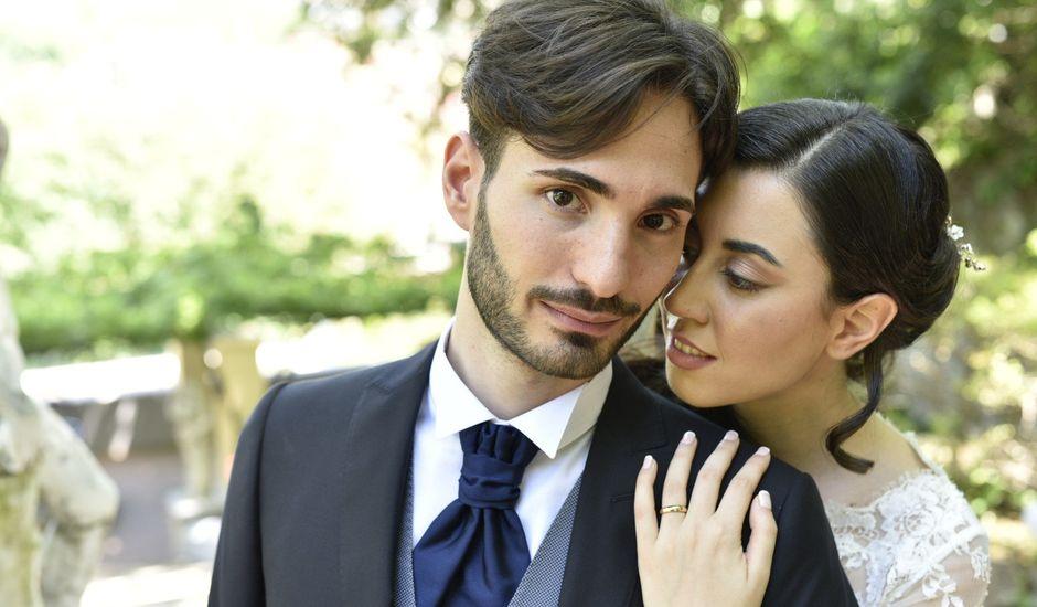 Il matrimonio di Alessandro e Alessia a Castel San Giorgio, Salerno