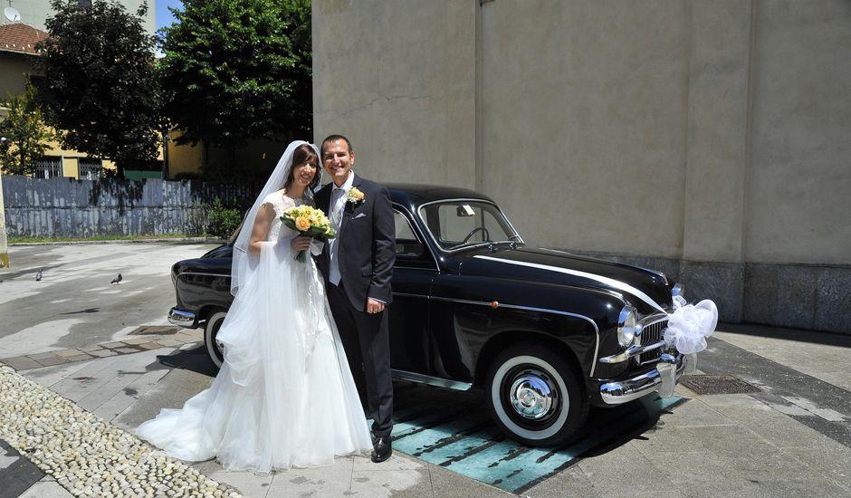 Il matrimonio di Davide e Roberta a Garbagnate Milanese, Milano