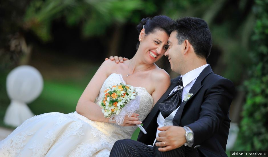 Il matrimonio di Andrea e Barbara a Foggia, Foggia