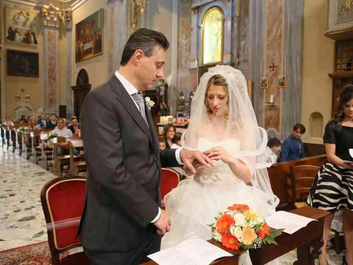 Le nozze di Fiorella e Davide