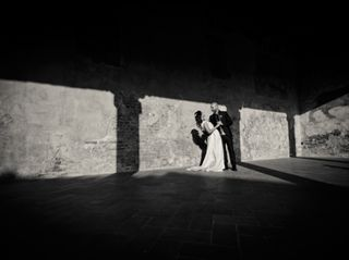 Le nozze di Francesca e Lorenzo