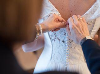 Le nozze di Claudia e Francesco 1