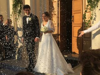Le nozze di Anna e Sergo 1