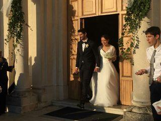 Le nozze di Anna e Sergo