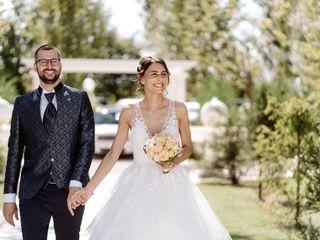Le nozze di Mandy e Massimo