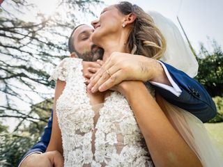 Le nozze di Stefania e Luca 1