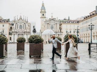Le nozze di Gigi e Natalia