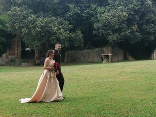 Le nozze di Biagio e Maria Rita