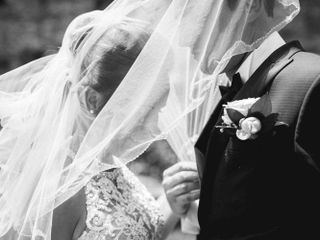 Le nozze di Francesca e Julien 1