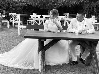 Le nozze di Marianna e Ivan