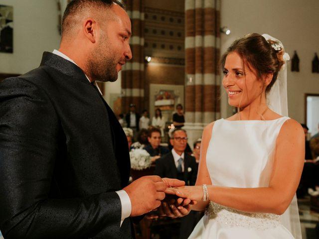 Il matrimonio di Danilo e Laura a Jesi, Ancona 81