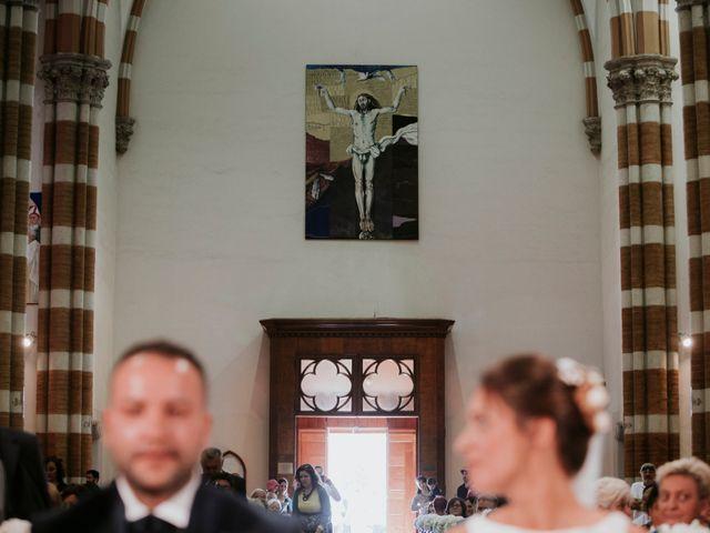 Il matrimonio di Danilo e Laura a Jesi, Ancona 85