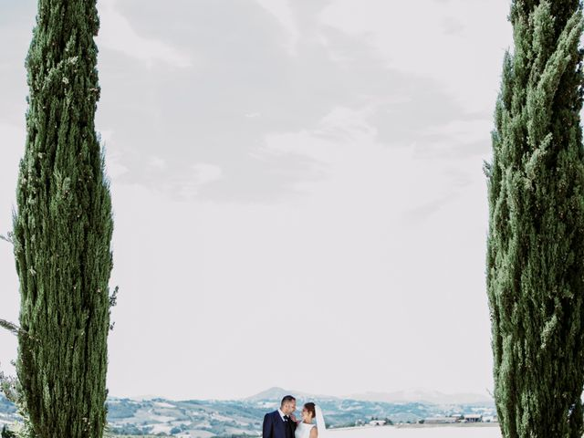 Il matrimonio di Danilo e Laura a Jesi, Ancona 117