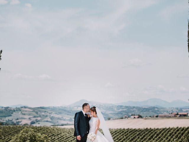 Il matrimonio di Danilo e Laura a Jesi, Ancona 119