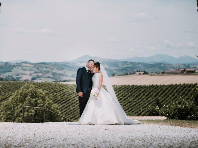 Il matrimonio di Danilo e Laura a Jesi, Ancona 120