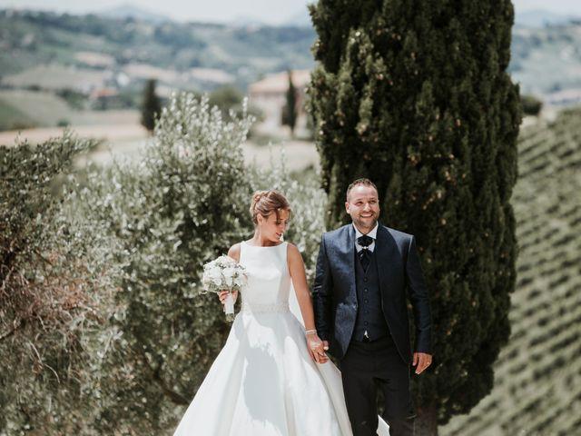 Il matrimonio di Danilo e Laura a Jesi, Ancona 124