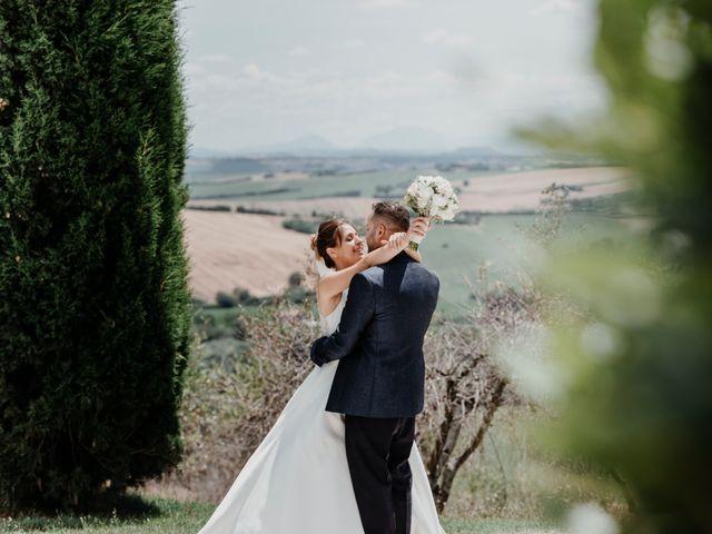 Il matrimonio di Danilo e Laura a Jesi, Ancona 127