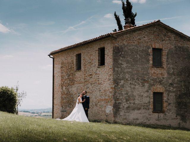 Il matrimonio di Danilo e Laura a Jesi, Ancona 135
