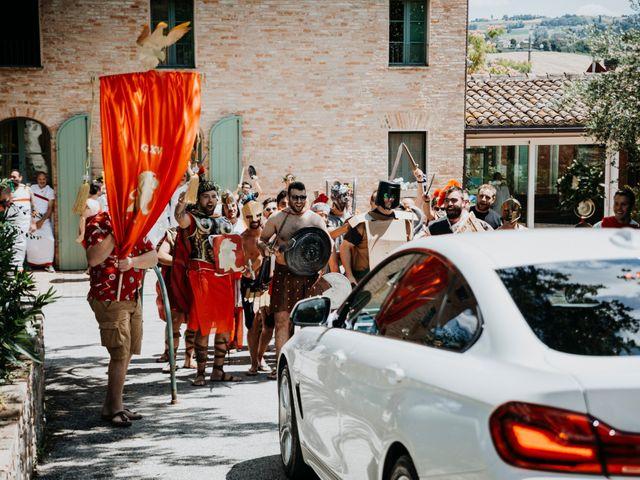 Il matrimonio di Danilo e Laura a Jesi, Ancona 166