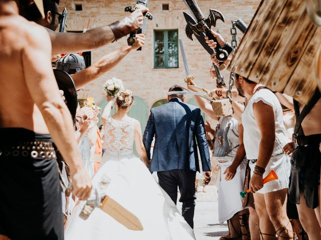 Il matrimonio di Danilo e Laura a Jesi, Ancona 167
