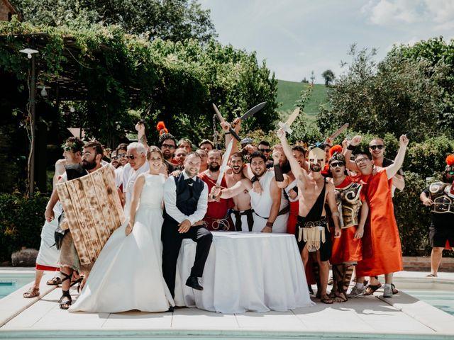 Il matrimonio di Danilo e Laura a Jesi, Ancona 170