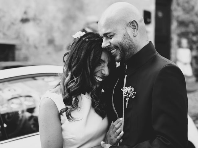 Il matrimonio di Lorenzo e Francesca a Certaldo, Firenze 46
