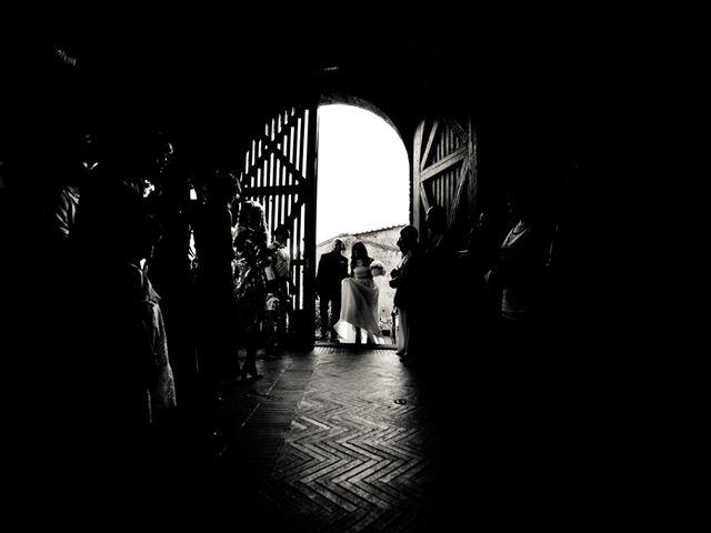 Il matrimonio di Lorenzo e Francesca a Certaldo, Firenze 50