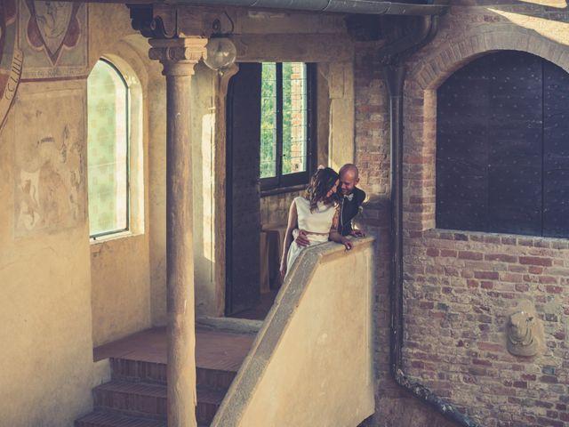 Il matrimonio di Lorenzo e Francesca a Certaldo, Firenze 72