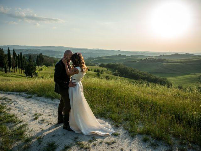 Il matrimonio di Lorenzo e Francesca a Certaldo, Firenze 80
