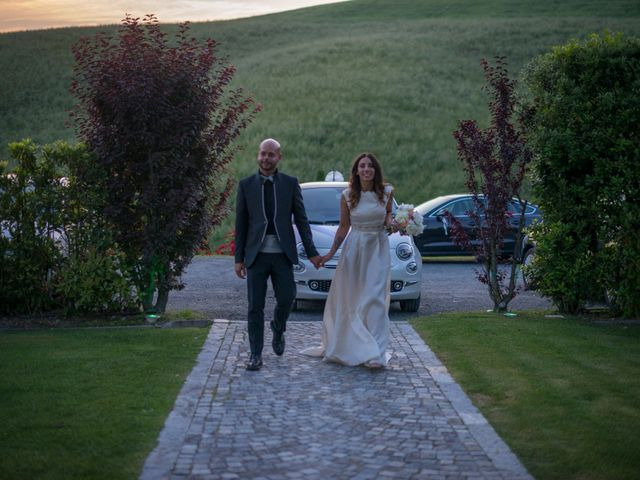 Il matrimonio di Lorenzo e Francesca a Certaldo, Firenze 100