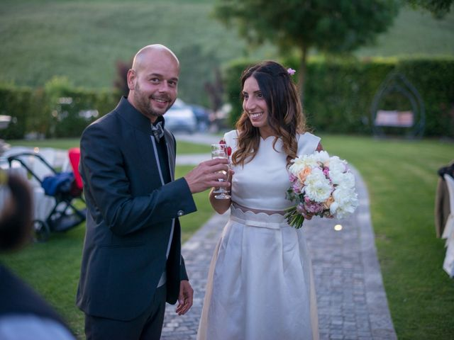 Il matrimonio di Lorenzo e Francesca a Certaldo, Firenze 101