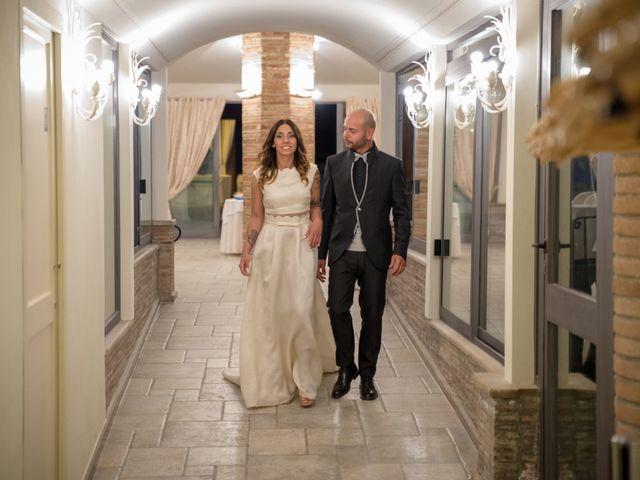 Il matrimonio di Lorenzo e Francesca a Certaldo, Firenze 102