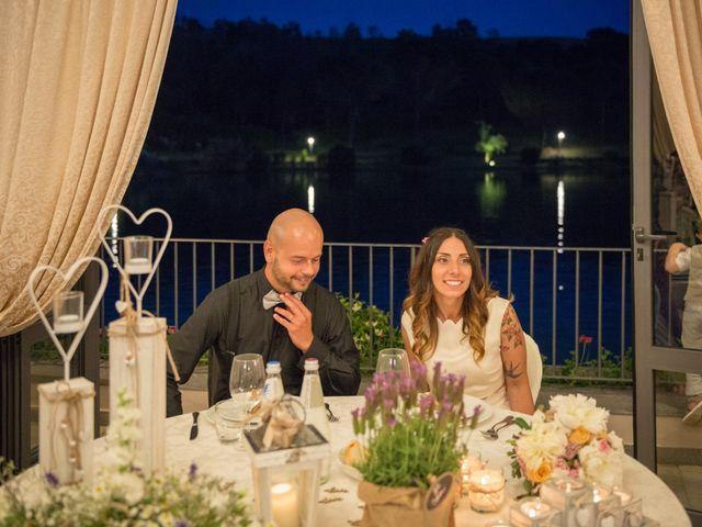 Il matrimonio di Lorenzo e Francesca a Certaldo, Firenze 103