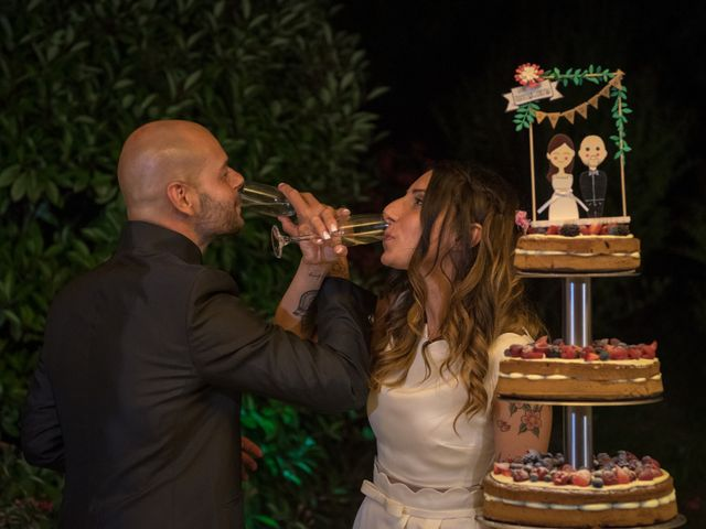 Il matrimonio di Lorenzo e Francesca a Certaldo, Firenze 113