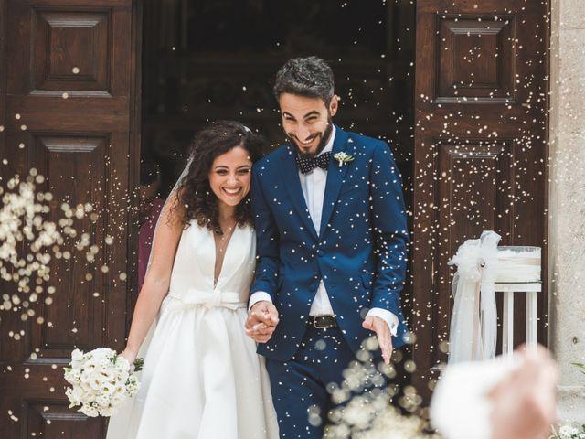Il matrimonio di Francesco e Lucia a Altamura, Bari 9
