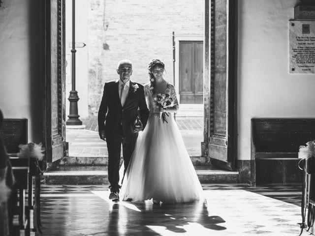 Il matrimonio di Federico e Katia a Pergola, Pesaro - Urbino 22
