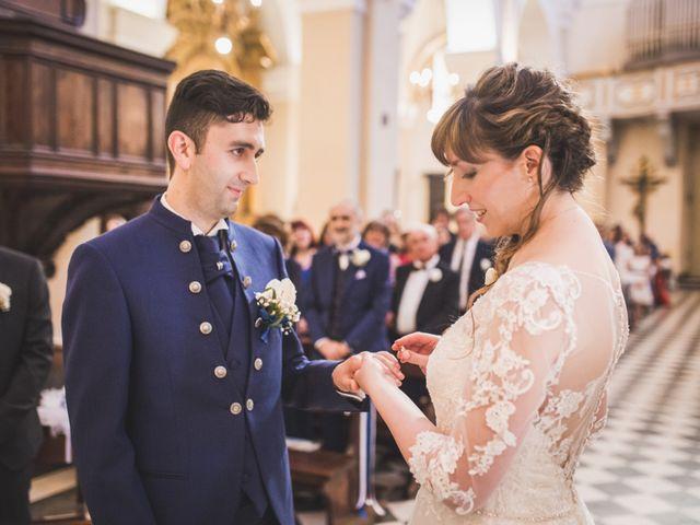 Il matrimonio di Federico e Katia a Pergola, Pesaro - Urbino 34
