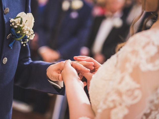 Il matrimonio di Federico e Katia a Pergola, Pesaro - Urbino 35