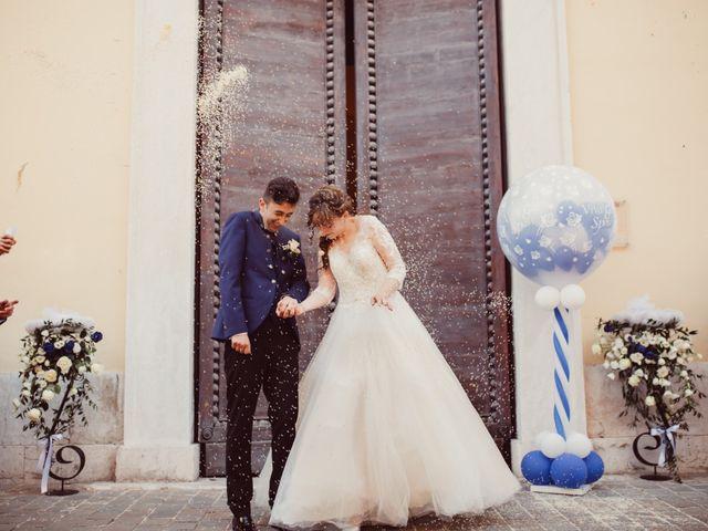 Il matrimonio di Federico e Katia a Pergola, Pesaro - Urbino 42