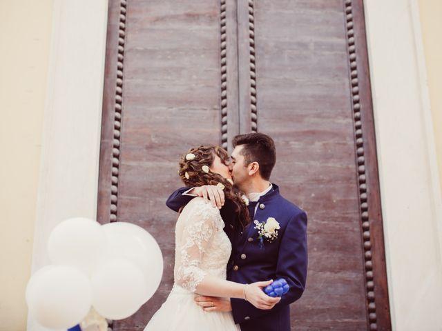 Il matrimonio di Federico e Katia a Pergola, Pesaro - Urbino 43