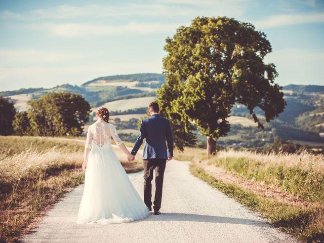 Il matrimonio di Federico e Katia a Pergola, Pesaro - Urbino 44