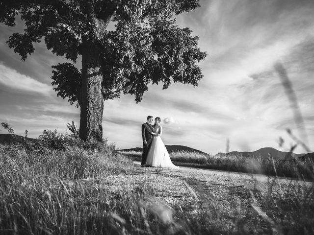 Il matrimonio di Federico e Katia a Pergola, Pesaro - Urbino 45