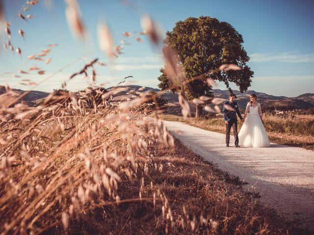 Il matrimonio di Federico e Katia a Pergola, Pesaro - Urbino 46