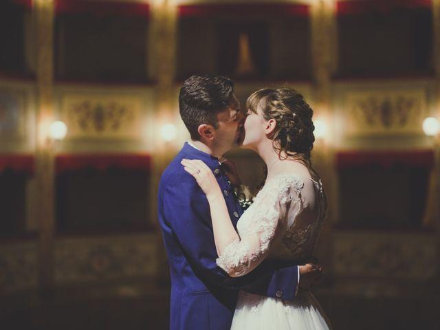 Il matrimonio di Federico e Katia a Pergola, Pesaro - Urbino 47