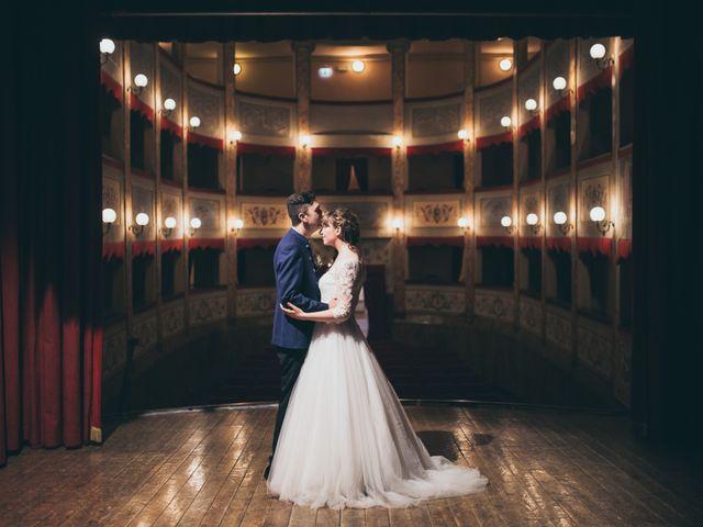Il matrimonio di Federico e Katia a Pergola, Pesaro - Urbino 48