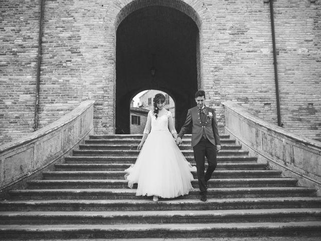 Il matrimonio di Federico e Katia a Pergola, Pesaro - Urbino 49
